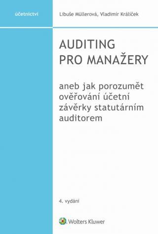 Auditing pro manažery aneb jak porozumět ověřování účetní závěrky statutárním auditorem, 4. vydání [E-kniha]